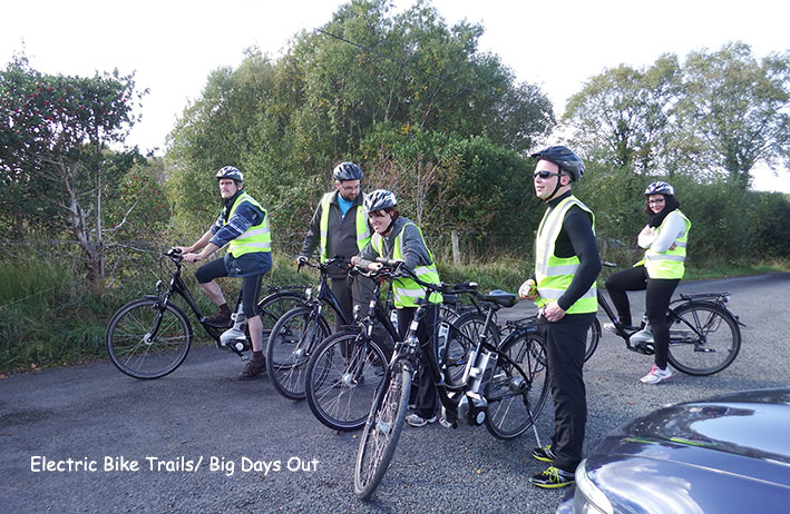 Electric Bike Trails and Big Days Out in Leitrim