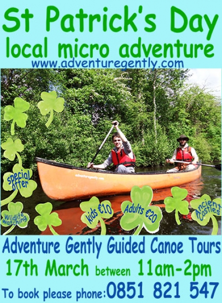 Adventure Gently St Patrick's Day 'Micro Adventure'