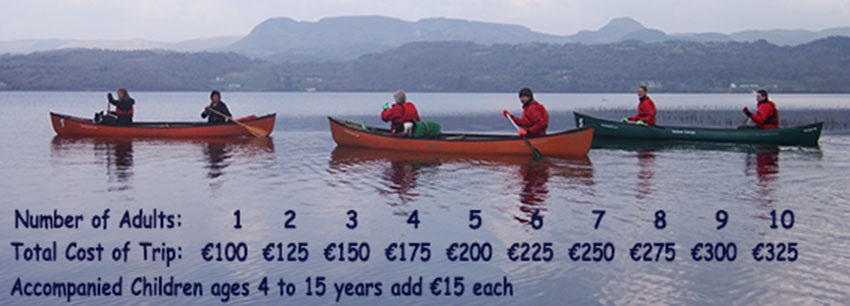 prices half day canoeing with adventure gently